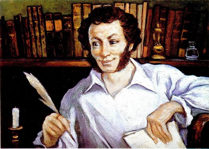 кем был знаком пушкин